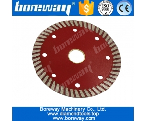 4.5 Inch Diamond Blade For Angle Grinder Cutting Granite