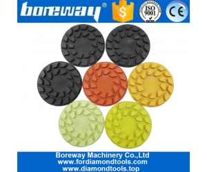 100mm diamond floor polishing pads for concrete and natural stone