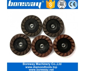 7 Inch Dry Use Ceramic Bond Diamond Grinding Cup Wheel For Concrete
