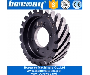 Boreway 190mm Or Dia200mm Calibrating Wheel Roller Tools For Manufacturer