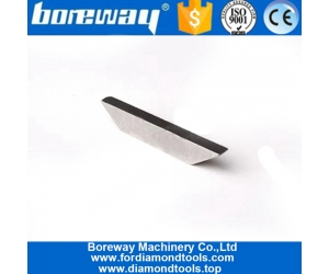 Boreway Boat-Shape Wet Use Diamond Marble Segments for Gang Saw