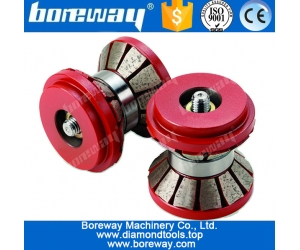 Boreway Cnc Tools Diamond Router Bits For Stone Bits Profiling