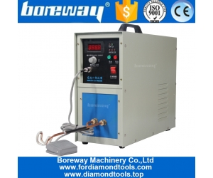 High frequency induction heating machine for plastic welding melting
