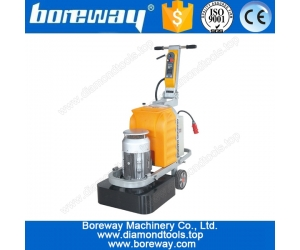 Coarse concrete floor burnishing machine 12T-580A,Muti-function floor grinding machine 12T-580A