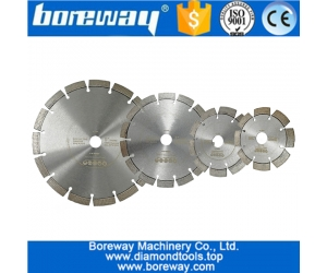 Dia.115MM-230MM available Laser Welded Diamond Saw Blade Segmented blade China concrete saw blade manufacturer