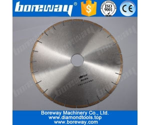 Diamond Cutting Disc For Processing Marble