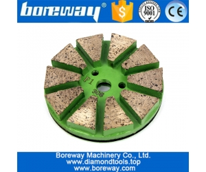 Diamond Metal Grinding Tools Floor Concrete Sanding Polishing Disc