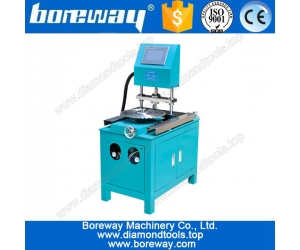 Diamond saw blade welding strength testing machine