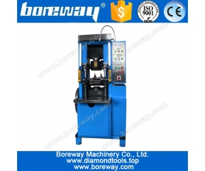 Newest automatic 60 ton and 35  ton pressure mechanical cold press machine for diamond powder
