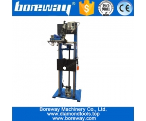China Manufacturer Semi-automatic Brazing Welding Frame Rack Machine for circular diamond saw blade BWM-HJ350