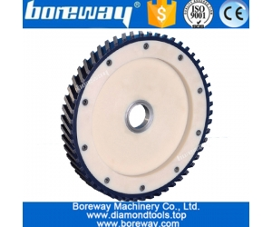 Supper quality silent diamond calibatiing grinding milling wheel for stones