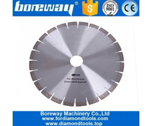Wet or Dry Cutting Disc Wholesaler Diamond Circular Saw Blade for Concrete