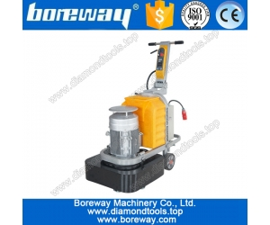 Concrete polishing machine rental concrete grinding for Concrete floor cleaning machine rental