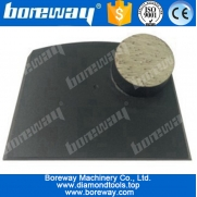 China 1 round diamond bar with flat-plug for lavina floor grinder factory