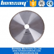 China Fish Hook Slot Circular Diamond Ceramic Tiles Saw Blade factory