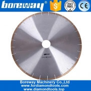 China 14 Inch High Frequency Welding Diamond Circular Saw Blade for Cutting Marble factory