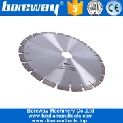 China 14 Inch Silent Diamond Concrete Saw Blade Stone Cutting Disc factory