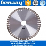 China 16 Inch 400mm High Speed and Efficient Diamond Cutting Blades for Granite  factory