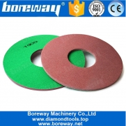 China 17 Inch Wet Use Sponge Diamond Polishing Pad For Cleaning Marble factory