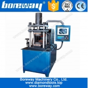 China full-automatic hydraulic sintering machine for diamond segment, wire saw beads factory