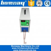 China 20KW High frequency induction heating machine single phase 220V welding machine factory