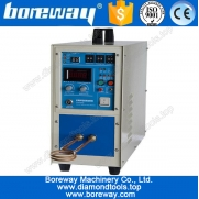 China Energy saving hf induction welding machine for welding brass factory