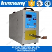 China Energy saving hf induction welding machine for iron pipe welding factory