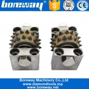 Кита 30s Concrete Hand Grinder Part Bush Hammer Tools For Stone Litchi Surface  Manufacturer завод