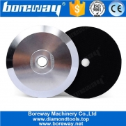 China 4 Inch 100mm Aluminum Backer Pads For Diamond Polishing Pads factory