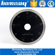 China 5 Inch Hot Pressed Segments Cutting Disc For Ceramic Tile Marble factory