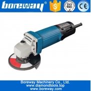 China 560W electric hand-held angle grinder for diamond tools factory