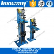 China Auto control diamond segments high frequency brazing machine for diamond saw blade factory