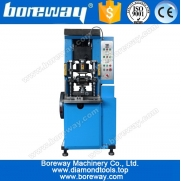 China Automatic Mechanical cold press machine for diamond segments 35T-60T factory