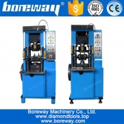 Chine Automatically make segment for marble & stone cutting machine cold press machine china manufacturer usine