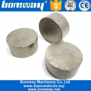 China Boreway Diamond Stone Concrete Metal Grinding Tip Segment For With Trapezoid Double Round Grinding Pads Suppliers factory
