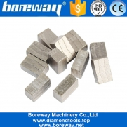 China Boreway Fast Sharp Cutting Diamond Tools Segment for 1000mm Circular Saw Blade Wholesaler factory