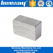 China Boreway Granite Cutting Diamond Segment Using in Block Cutting factory