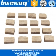 Кита Boreway Multiple purposes diamond tools of Stone Cutting Blade Segment for Granite Manufacturer завод