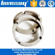 China Boreway Sintered Crown Shape Core Drill Segment For Concrete Factory Price factory