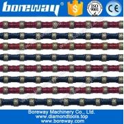 China Boreway diamond wire and beads for concrete factory