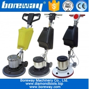 China Boreway floor polishing machines for cleaning and polishing floor factory