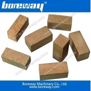 China Boreway gang saw segment factory