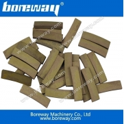 China Boreway three step segment edge cutting blade factory