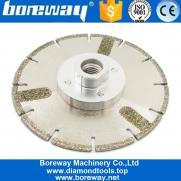 China China Factory Reinforcing Rib Electroplated Circle Diamond Saw Blade For Supplies factory