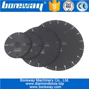 China China Vacuum Brazed Diamond Blade for All Purpose Demolition Blade For stone iron steel wholesaler factory