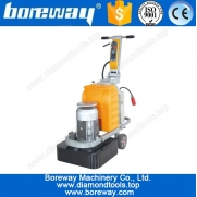 China Coarse concrete floor burnishing machine 12T-580A,Muti-function floor grinding machine 12T-580A factory