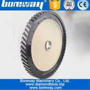 China D300mm segment wide 40mm diamond silent core milling wheel grinding granite and marble factory