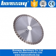 China D350mm Wet Cutting Tools Granite Cutting Saw Blades factory