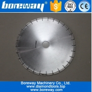 China D400(415)x3.9x12x50mm Diamond Cutting Disc For SandStone factory