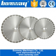 "China Diameter 12"" 14"" 16"" China Professional Laser Welded Diamond Saw Blade Cutting Disc Manufacturer factory"